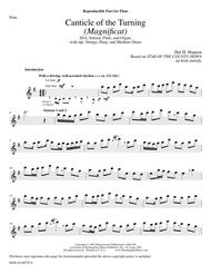 Canticle of the Turning (Flute Part)