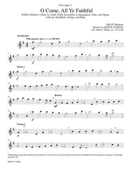 o come all ye faithful sheet music - Seatle.davidjoel.co