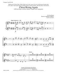 Christ Rising Again (Instrumental Parts)