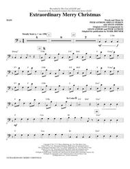 Extraordinary Merry Christmas - Bass