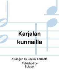 Karjalan kunnailla