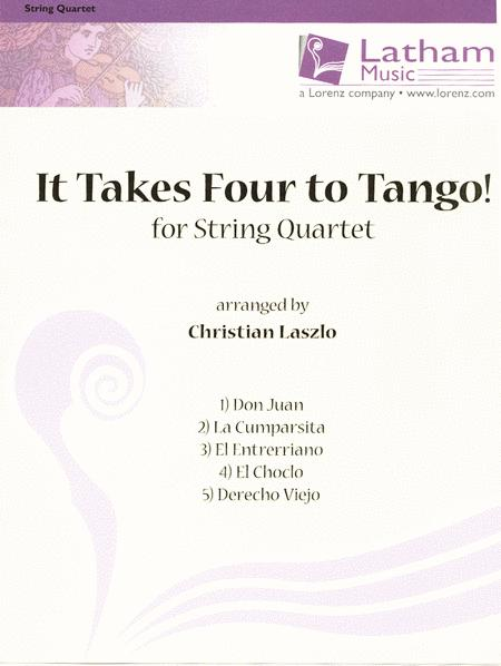 It Takes Four to Tango! for String Quartet