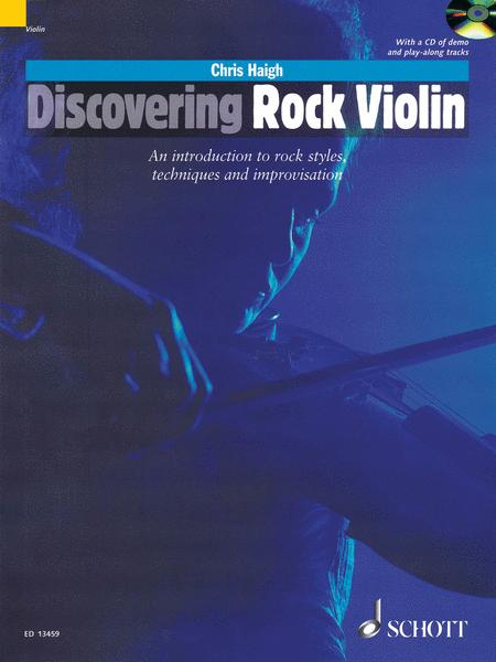 Discovering Rock Violin