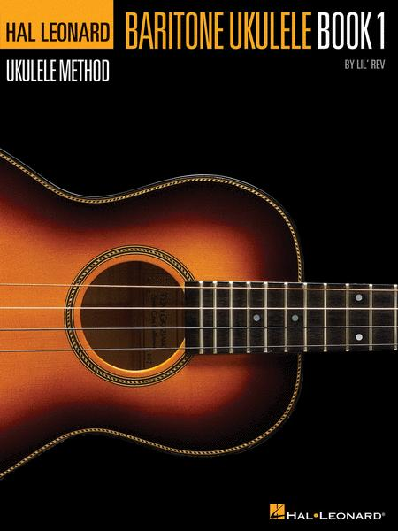 Hal Leonard Baritone Ukulele Method - Book 1