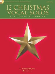 12 Christmas Vocal Solos