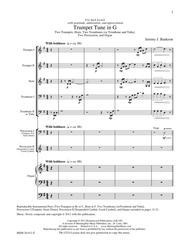 Trumpet Tune in G