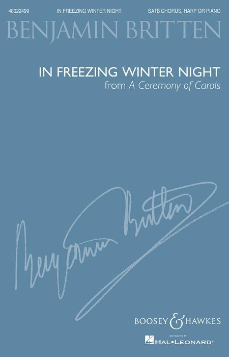 In Freezing Winter Night