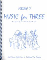 Music for Three, Volume 7 - Piano Quartet (Violin, Viola, Cello, Keyboard - Set of 4 Parts)
