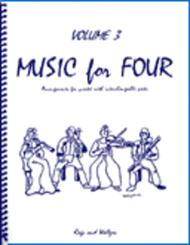 Music for Four, Volume 3, Set of 4 Parts (Wind Quartet)