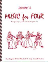 Music for Four, Volume 4, Set of 4 Parts (Wind Quartet)