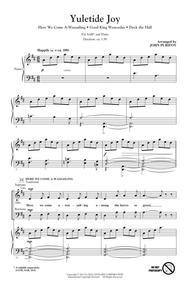 Yuletide Joy (Medley)