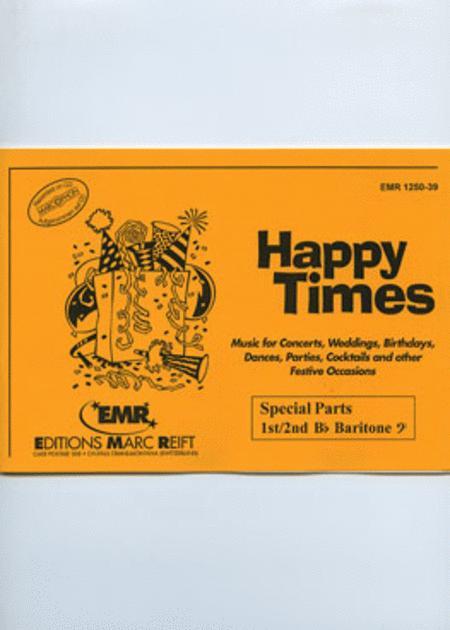 Happy Times (1st/2nd Bb Baritone BC)