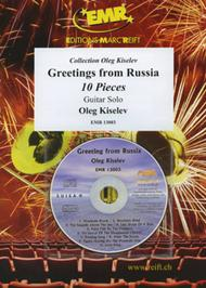 Greetings from russia sheet music by oleg kiselev sheet music plus greetings from russia m4hsunfo