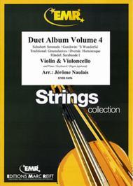 Duet Album Volume 4  (violin, cello)