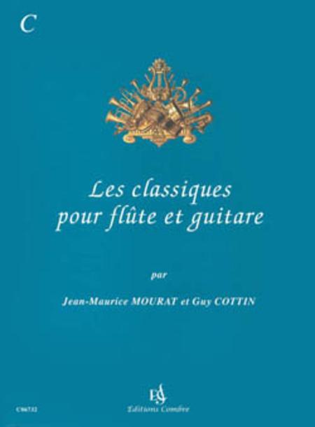 Les Classiques pour flute et guitare - Volume C