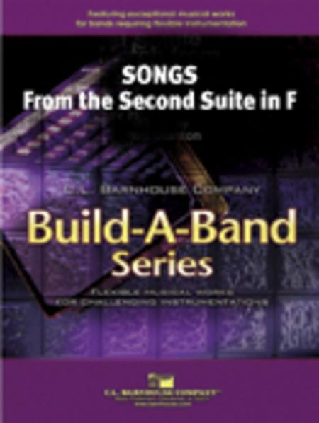 Songs from the Second Suite (full set)