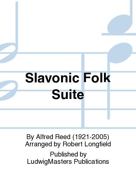 Slavonic Folk Suite