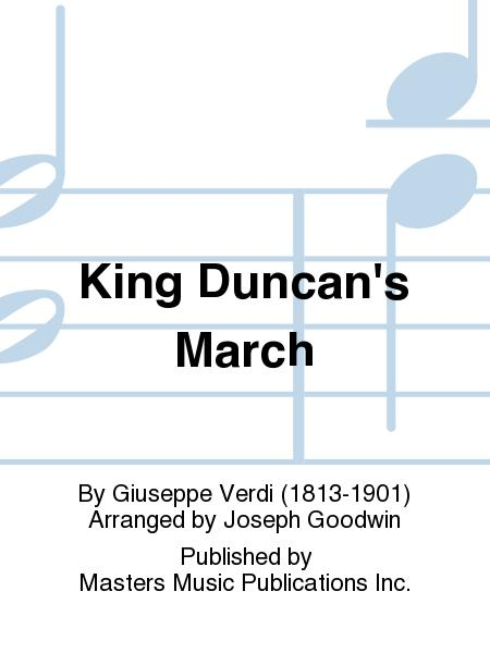 King Duncan's March