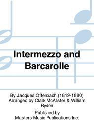 Intermezzo and Barcarolle