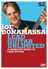 Joe Bonamassa - Lead Guitar Unlimited