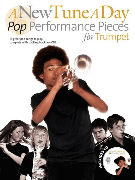 A New Tune a Day - Pop Performance Pieces for Trumpet