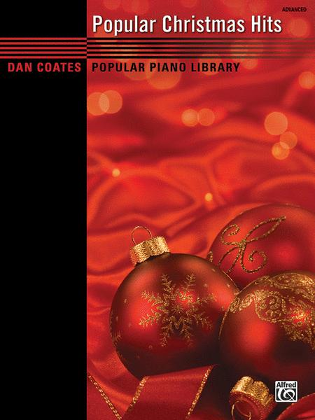 Dan Coates Popular Piano Library -- Popular Christmas Hits