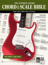 The Ultimate Guitar Chord & Scale Bible