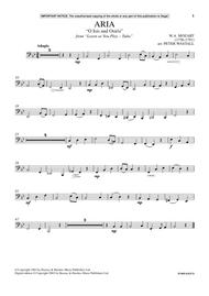 Aria O Isis And Osiris (from Learn As You Play Tuba )