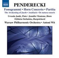 Fonogrammi; Horn Concerto; Par