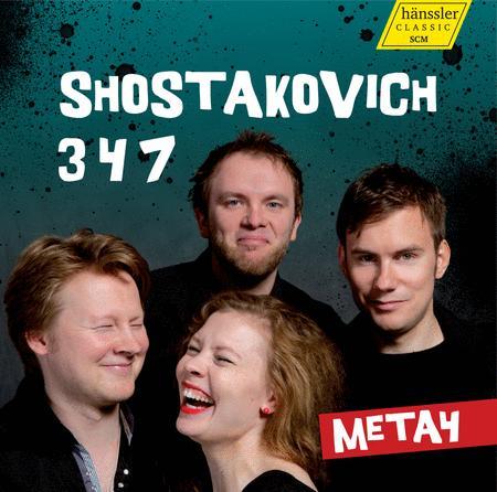 String Quartets Nos. 3, 4, 7