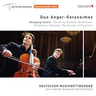 Duo Anger-Gerassimez: Changing