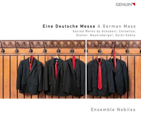 German Mass: Sacred Works By S