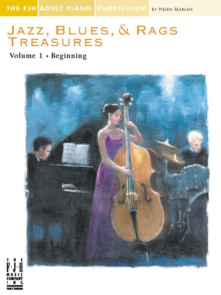 Jazz, Blues, & Rags Treasures Vol 1