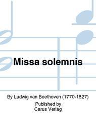 Missa solemnis