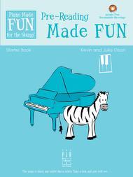 Pre-Reading Made Fun, Starter Book