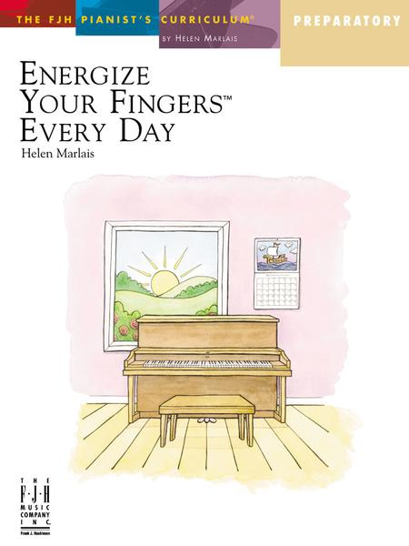 Energize Your Fingers, Preparatory