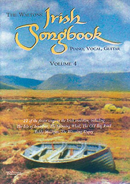 The Waltons Irish Songbook - Volume 4