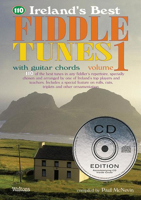 110 Ireland's Best Fiddle Tunes - Volume 1