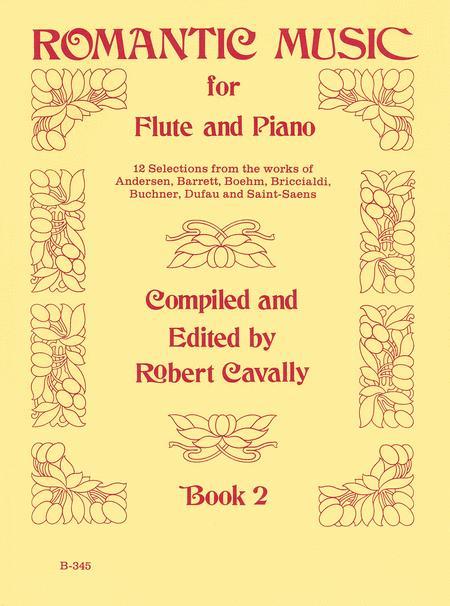 Romantic Music for Flute - Book 2