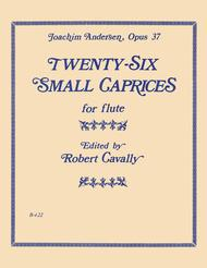 26 Small Caprices, Op. 37