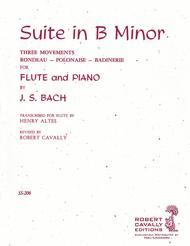 Suite in B Minor - Three Movements