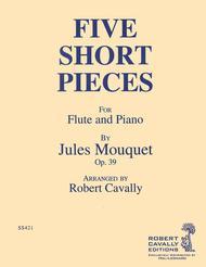 5 Short Pieces, Op. 39