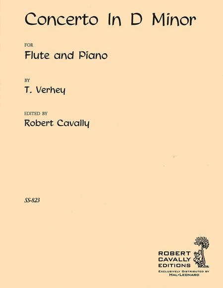 Concerto in D Minor, Op. 43