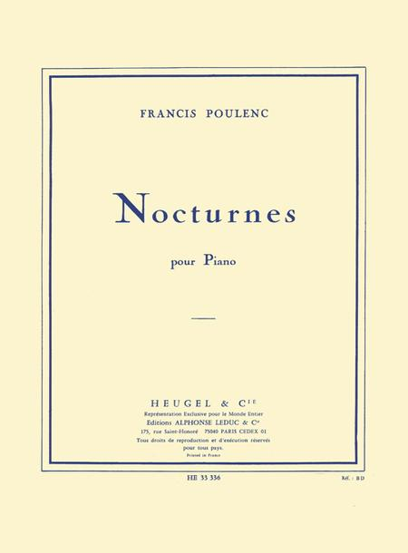 Nocturnes - Piano