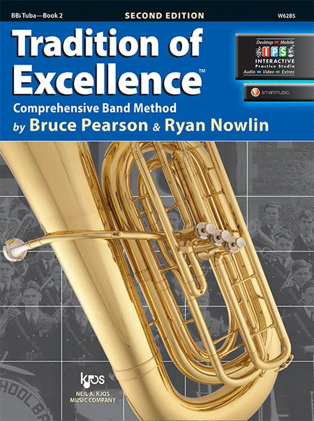 Tradition of Excellence Book 2 - BBb Tuba