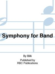 Symphony for Band