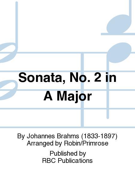 Sonata, No. 2 in A Major