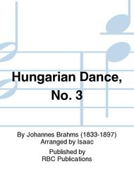 Hungarian Dance, No. 3