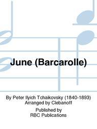 June (Barcarolle)