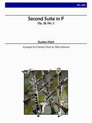 Second Suite in F, Op.28, No.2